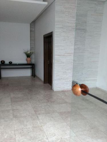 ref.: 292200 - apartamento em santos, no bairro boqueirao - 3 dormitórios