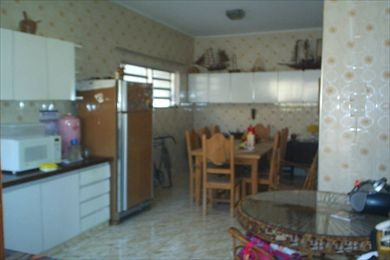 ref.: 292200 - casa em praia grande, no bairro canto do forte - 3 dormitórios