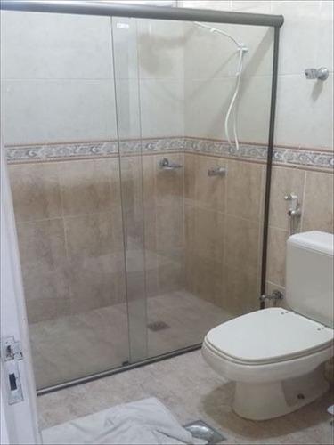 ref.: 292300 - apartamento em santos, no bairro boqueirao - 2 dormitórios