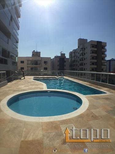 ref.: 2924 - apartamento em praia grande, no bairro canto do forte - 2 dormitórios