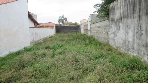 ref.: 293 - terreno em itanhaém, no bairro cibratel ii