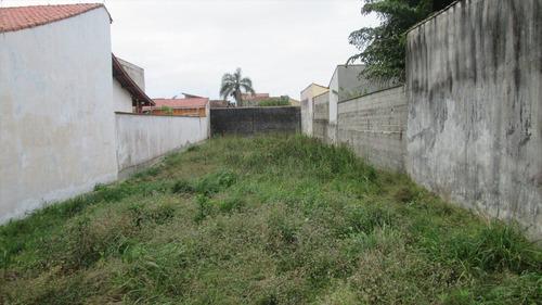 ref.: 29300 - terreno em itanhaém, no bairro cibratel 2