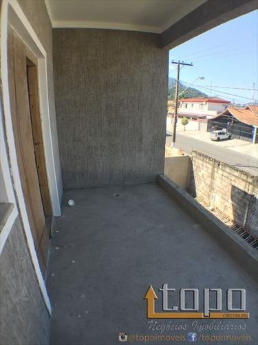 ref.: 2933 - casa em praia grande, no bairro sitio do campo - 3 dormitórios