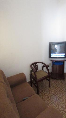 ref.: 295 - apartamento em praia grande, no bairro guilhermina - 1 dormitórios