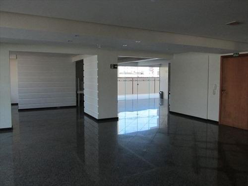 ref.: 2952 - apartamento em praia grande, no bairro guilhermina - 3 dormitórios
