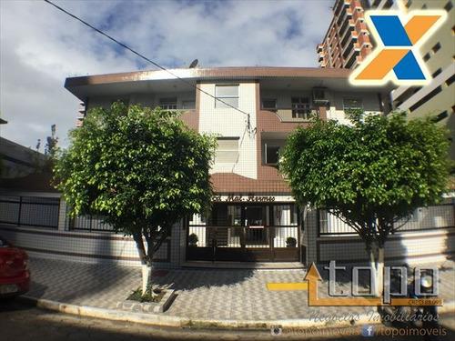ref.: 2957 - apartamento em praia grande, no bairro canto do forte - 2 dormitórios