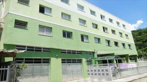 ref.: 296 - apartamento em mongaguá, no bairro centro - 1 dormitórios