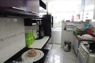 ref.: 2960 - apartamento em praia grande, no bairro canto do forte - 2 dormitórios