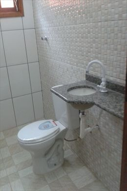 ref.: 29607 - casa em itanhaem, no bairro campos eliseos - 2 dormitórios