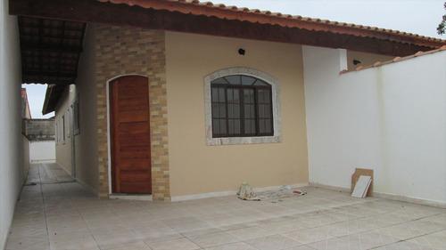 ref.: 29700 - casa em itanhaém, no bairro jardim marilu - 2 dormitórios