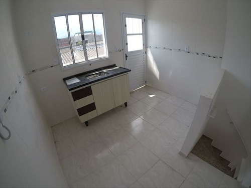 ref.: 2972 - casa condomínio fechado em praia grande, no bairro sitio do campo - 2 dormitórios