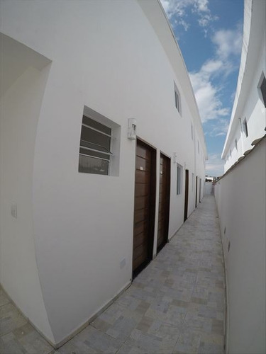 ref.: 2974 - casa condomínio fechado em praia grande, no bairro sitio do campo - 2 dormitórios