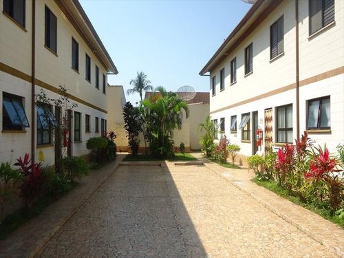 ref.: 298 - casa em bertioga, no bairro centro - 2 dormitórios