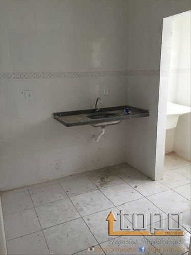 ref.: 2981 - casa condomínio fechado em praia grande, no bairro samambaia - 2 dormitórios
