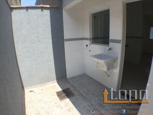 ref.: 2991 - casa condomínio fechado em praia grande, no bairro sitio do campo - 2 dormitórios