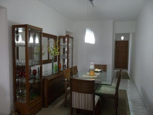 ref.: 2994 - apartamento em praia grande, no bairro guilhermina - 3 dormitórios