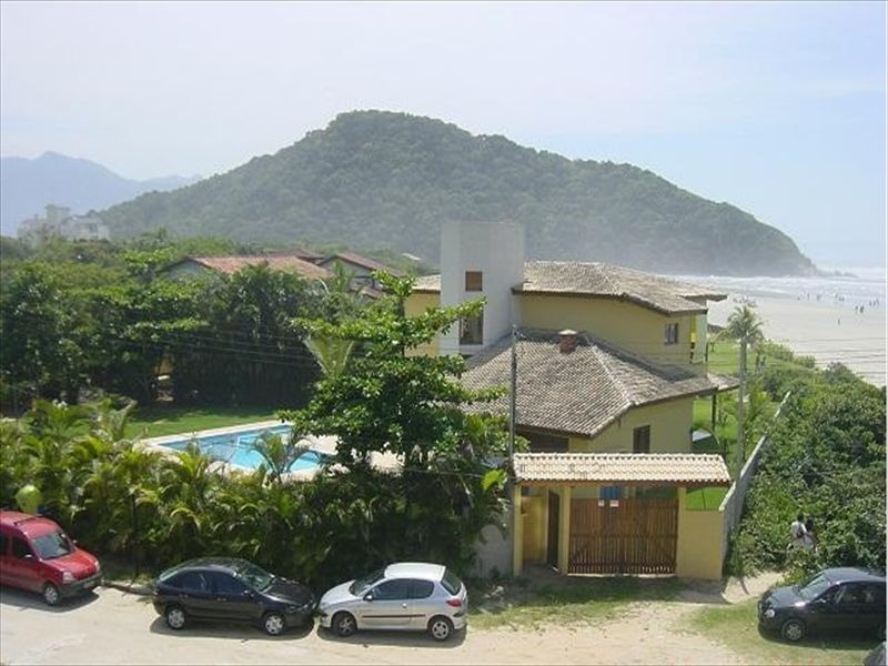 ref.: 3 - casa condomínio fechado em bertioga, no bairro guaratuba costa do sol - 7 dormitórios
