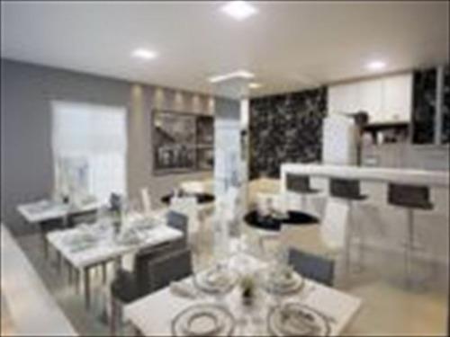 ref.: 3001 - apartamento em praia grande, no bairro tupi - 2 dormitórios