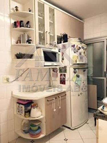 ref. 3001  apartamento vila gilda santo andré