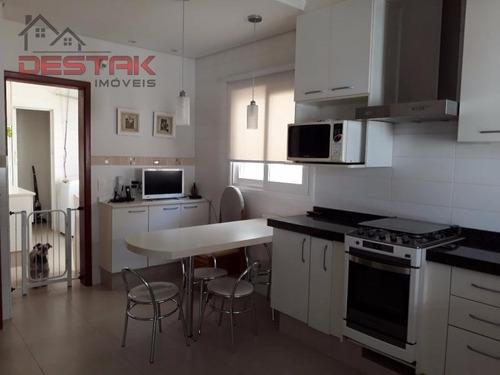 ref.: 3003 - casa condomínio em jundiaí para venda - v3003