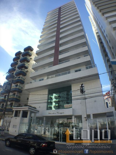 ref.: 3005 - apartamento em praia grande, no bairro guilhermina - 3 dormitórios