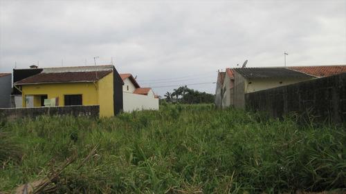 ref.: 30100 - terreno em itanhaém, no bairro bopiranga