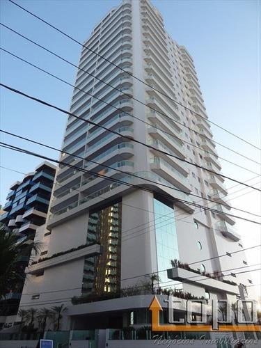 ref.: 3011 - apartamento em praia grande, no bairro canto do forte - 3 dormitórios