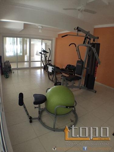 ref.: 3014 - apartamento em praia grande, no bairro canto do forte - 3 dormitórios