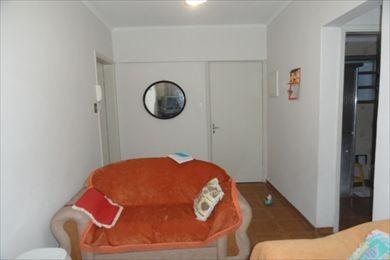 ref.: 3018 - apartamento em praia grande, no bairro canto do forte - 1 dormitórios