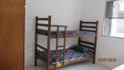 ref.: 302 - apartamento em praia grande, no bairro boqueirao