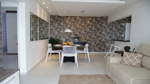 ref.: 302004 - apartamento em mongagua, no bairro vera cruz - 2 dormitórios