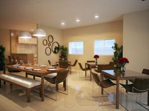 ref.: 3026 - apartamento em praia grande, no bairro aviação - 2 dormitórios