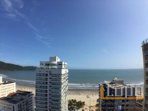 ref.: 3030 - apartamento em praia grande, no bairro canto do forte - 2 dormitórios