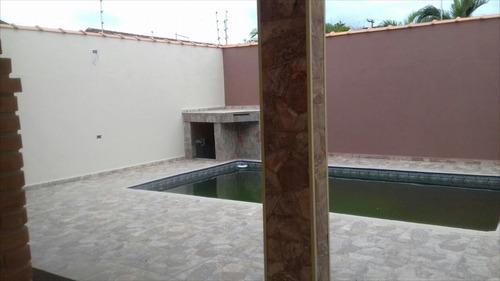 ref.: 30300 - casa em itanhaém, no bairro jardim california - 2 dormitórios