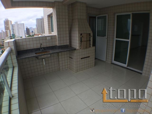 ref.: 3038 - apartamento em praia grande, no bairro aviacao - 3 dormitórios