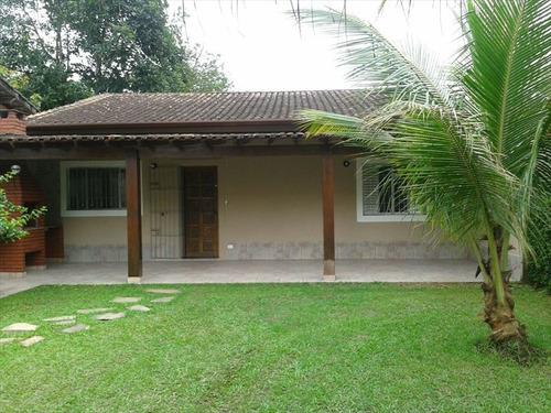 ref.: 304 - casa em bertioga, no bairro vista linda - 2 dormitórios