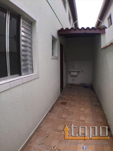 ref.: 3042 - casa condomínio fechado em praia grande, no bairro samambaia - 2 dormitórios