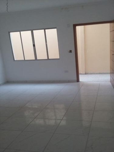 ref.: 3053 - casa condomínio fechado em praia grande, no bairro melvi - 2 dormitórios
