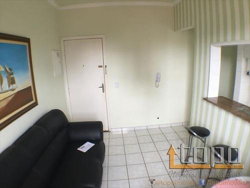 ref.: 3063 - apartamento em praia grande, no bairro boqueirao - 1 dormitórios