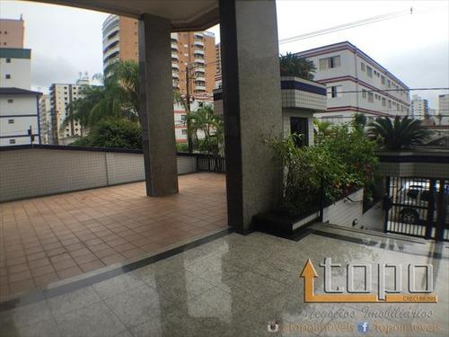 ref.: 3065 - apartamento em praia grande, no bairro guilhermina - 2 dormitórios