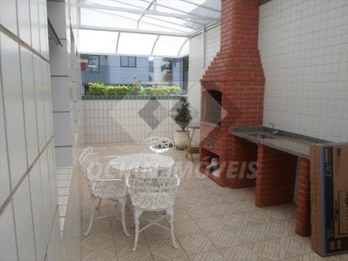 ref.: 307 - apartamento em praia grande, no bairro ocian - 2 dormitórios