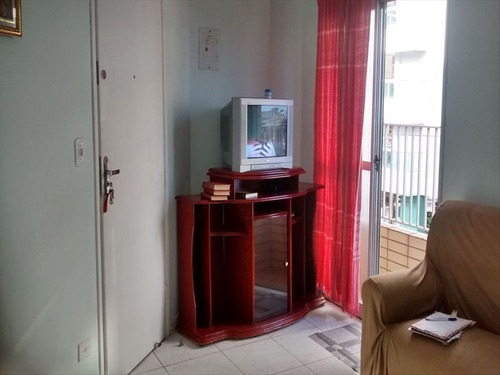 ref.: 3072 - apartamento em praia grande, no bairro ocian - 1 dormitórios