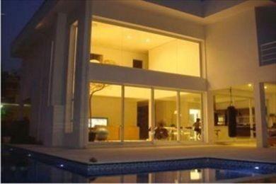 ref.: 3074 - casa condomínio fechado em cotia, no bairro golf village - 3 dormitórios
