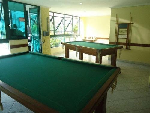 ref.: 3078 - apartamento em praia grande, no bairro tupi - 2 dormitórios