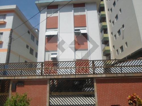 ref.: 308 - apartamento em praia grande, no bairro guilhermina - 1 dormitórios