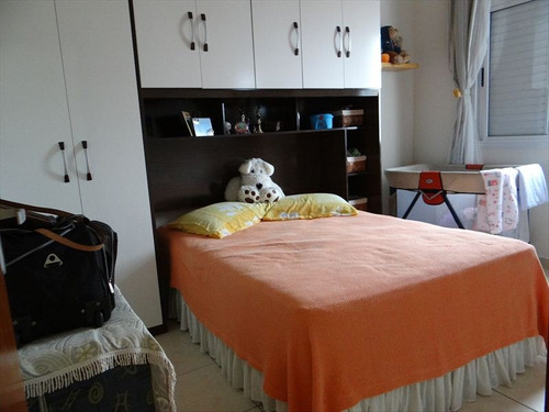 ref.: 308001 - apartamento em mongagua, no bairro vera cruz - 3 dormitórios