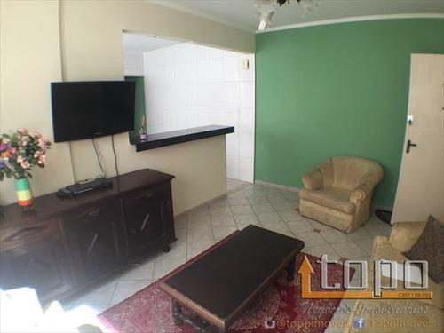 ref.: 3082 - apartamento em praia grande, no bairro boqueirao - 1 dormitórios