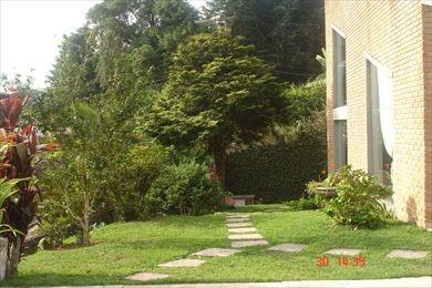 ref.: 3082 - casa condomínio fechado em carapicuiba, no bairro recanto inpla - 4 dormitórios