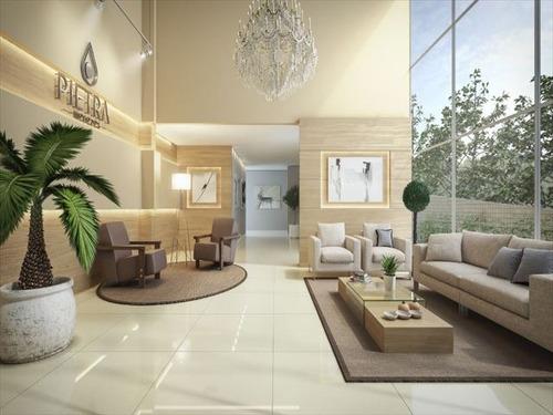 ref.: 3086 - apartamento em praia grande, no bairro canto do forte - 2 dormitórios