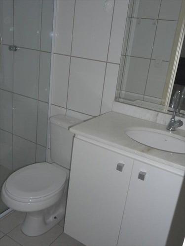 ref.: 3088 - apartamento em praia grande, no bairro mirim - 2 dormitórios
